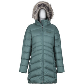 Marmot Montreal Jas Dames, mallard green